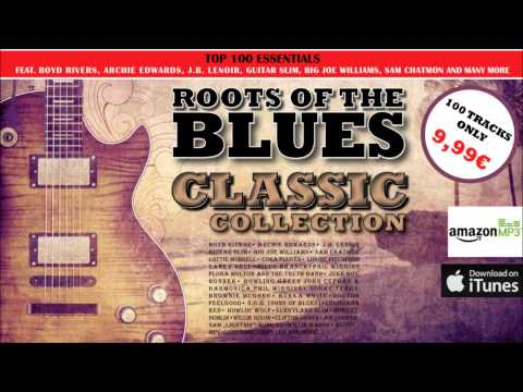 VA  Roots Of The Blues  TOP 100 Essentials Classic Collecti