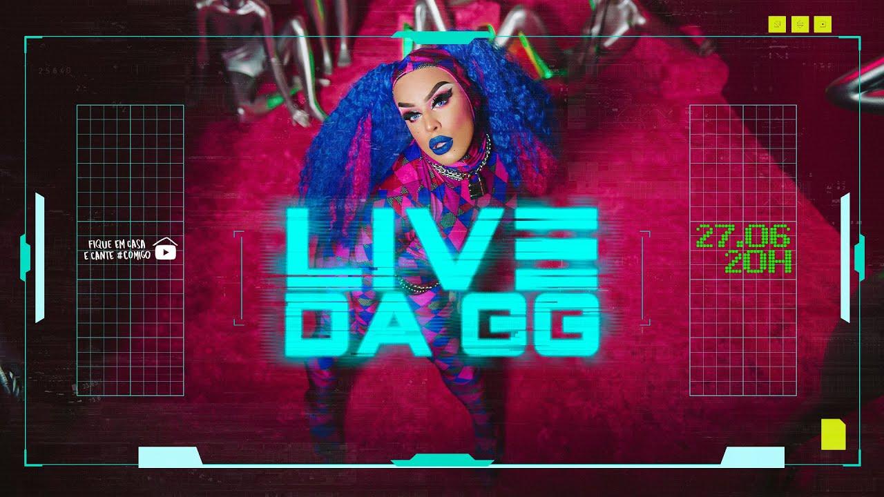 GLORIA GROOVE - #LIVEdaGG | #FiqueEmCasa e Cante #Comigo