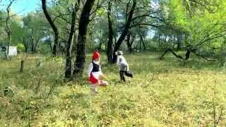 "Сказка ""Красная Шапочка"", 1 школа, Учкекен, Малый Карачай."
