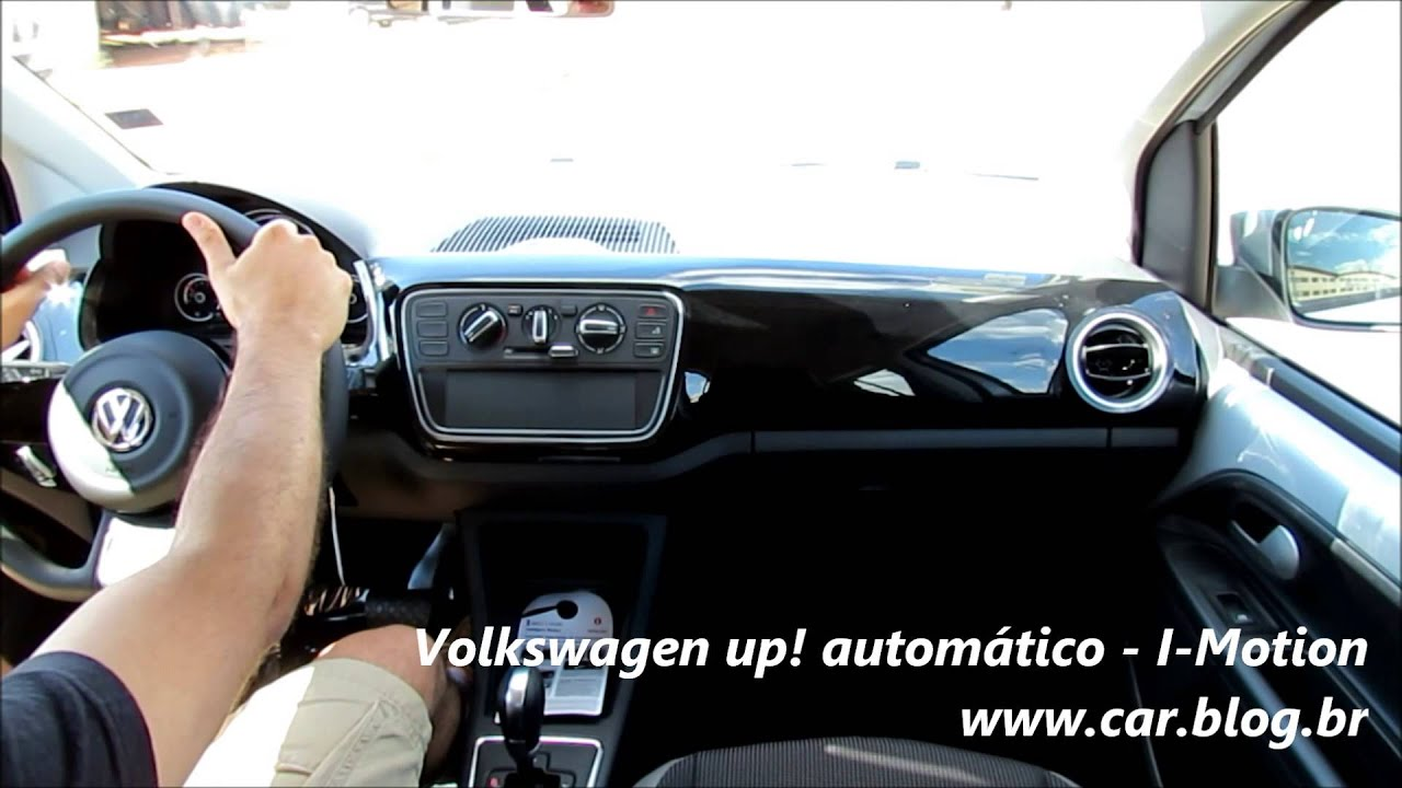 Volkswagen Up Automatico I Motion Test Drive E Impressoes Www