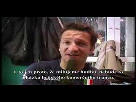 Interview Mauro Picotto - Citadela 28.1.2005
