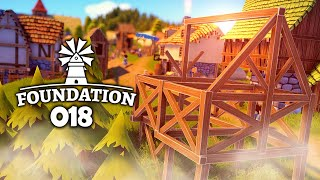 FOUNDATION 🏡 018: Baustellen zur Schau stellen