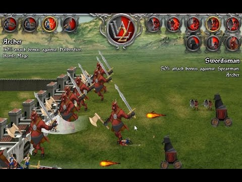 warlords 2 play game