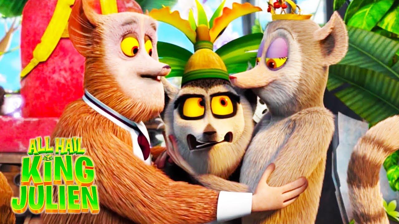 Download All Hail King Julien | Madagascar | King Julien Funny Moments #16 | Kids Movies | Kids Show