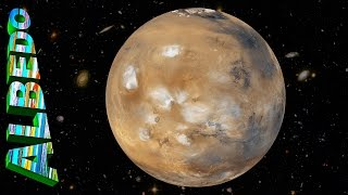 ALBEDO The Planets. Mars, the Bringer of War. Gustav Holst. New Age Space Music.