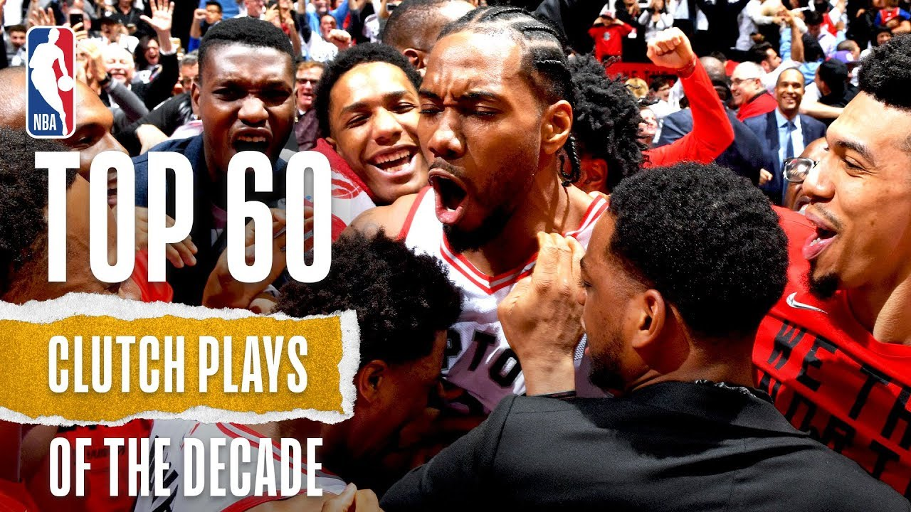 Download NBA's Top 60 Clutch Plays Of The Decade