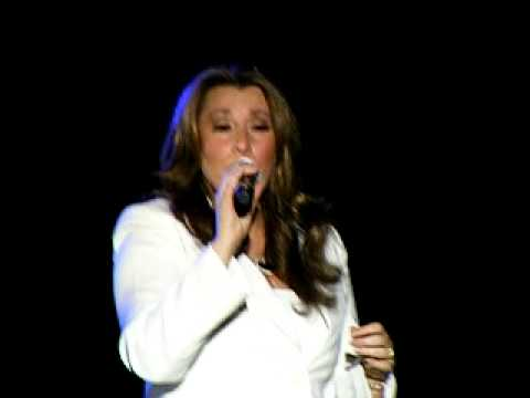 tracey shield-as celine dion