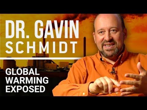 GAVIN SCHMIDT - GLOBAL WARMING EXPOSED | London Real