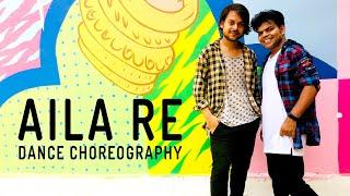 Aila Re | Malaal | Dance Choreography | Priyank Dhakar Ft. Shashank Kumar