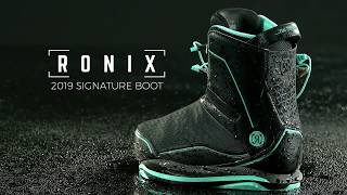 2019 Ronix Signature Boot