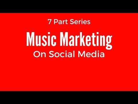 Music Industry Marketing on Social Media