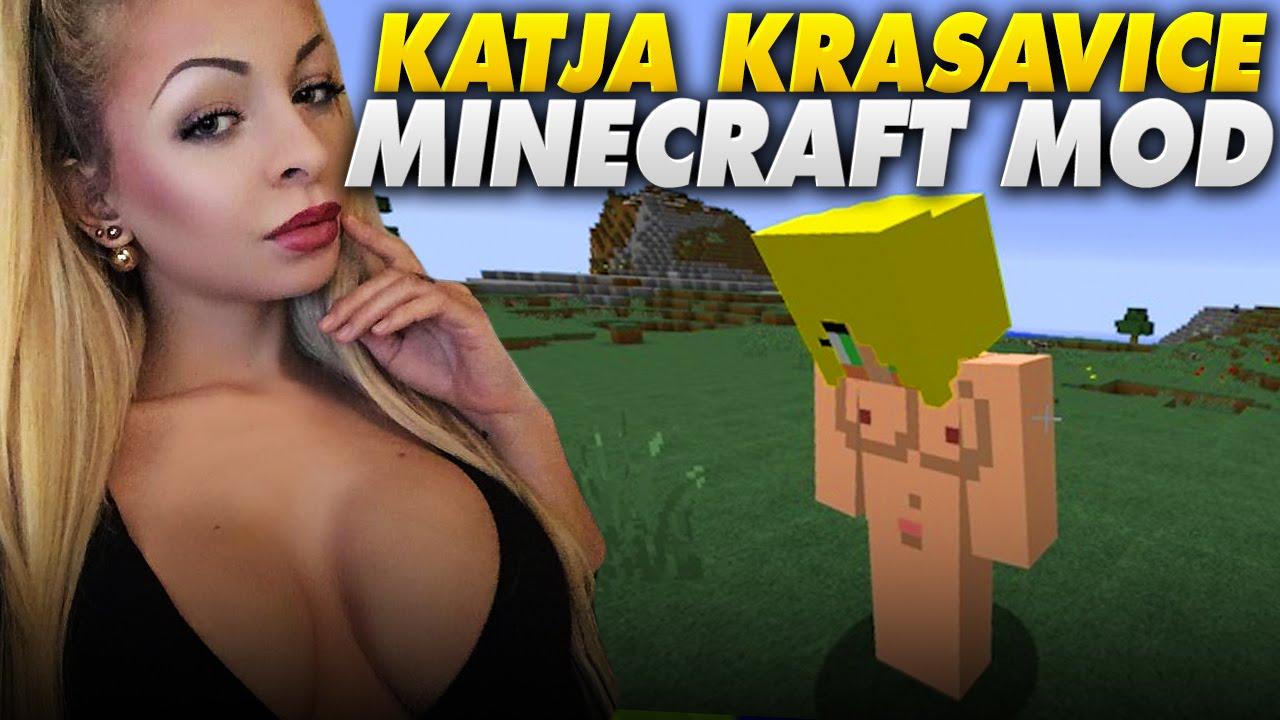 Nackt katja facebook krasavice Katja Krasavice