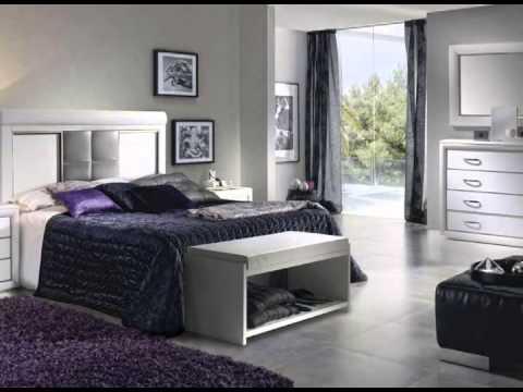 Dormitorios de matrimonio con estilo romantico youtube - Dormitorios juveniles con estilo ...