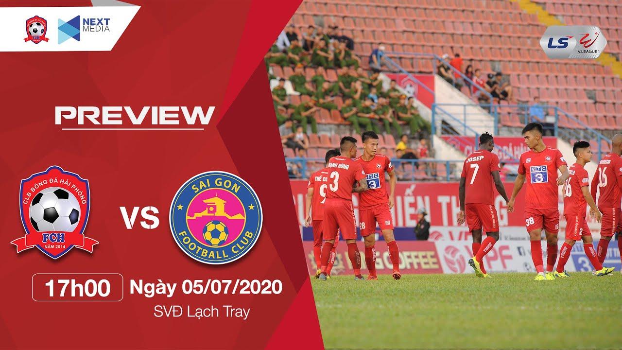 """Nhận định   Hải Phòng FC -  Sài Gòn FC   """"Giải hạn"""" chảo lửa Lạch Tray   Hải Phòng FC"""