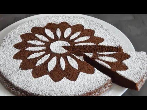 gâteau-moelleux-au-chocolat-/-كيكة-الشوكولاتة