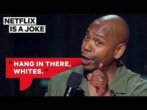 Dave Chappelle On Ohio's Heroin Crisis | Netflix Is A Joke