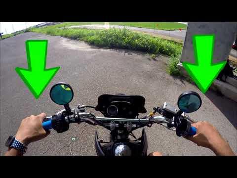 Troquei O Guidao Da Bike E A Manopla Da Mini Moto Youtube