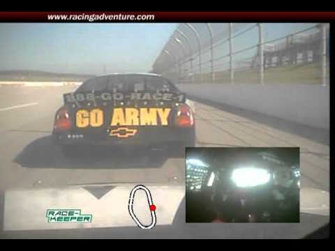 Going Fast With Dale Jarrett Racing Adventure At Talladega Superspeedway