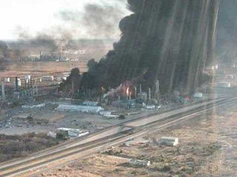 Refinery Explosion In Big Spring Tx Youtube