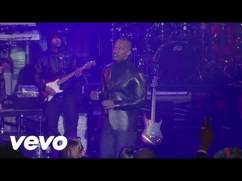 Jamie Foxx - Just Like Me (Live on Letterman)