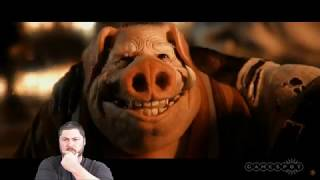 Beyond Good and Evil 2!!! E3 2018  (Reaction)