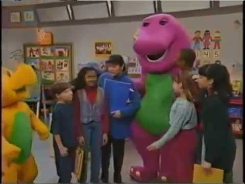 Barney I Love You Derek And Tina Join Us Youtube