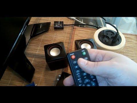 Как сделать телевизор из старого VGA монитора,  для просмотра  цифровых каналов DVB T2