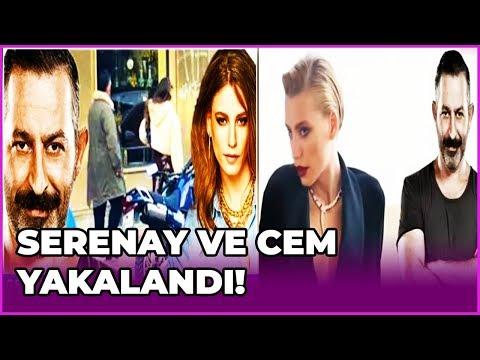Serenay Sarıkaya ve Cem Yılmaz İlk Kez Görüntülendi! | GEL KONUŞALIM