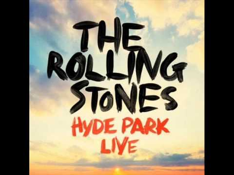 (I Cant Get No) Satisfaction  The Rolling Stones - Hyde Park Live