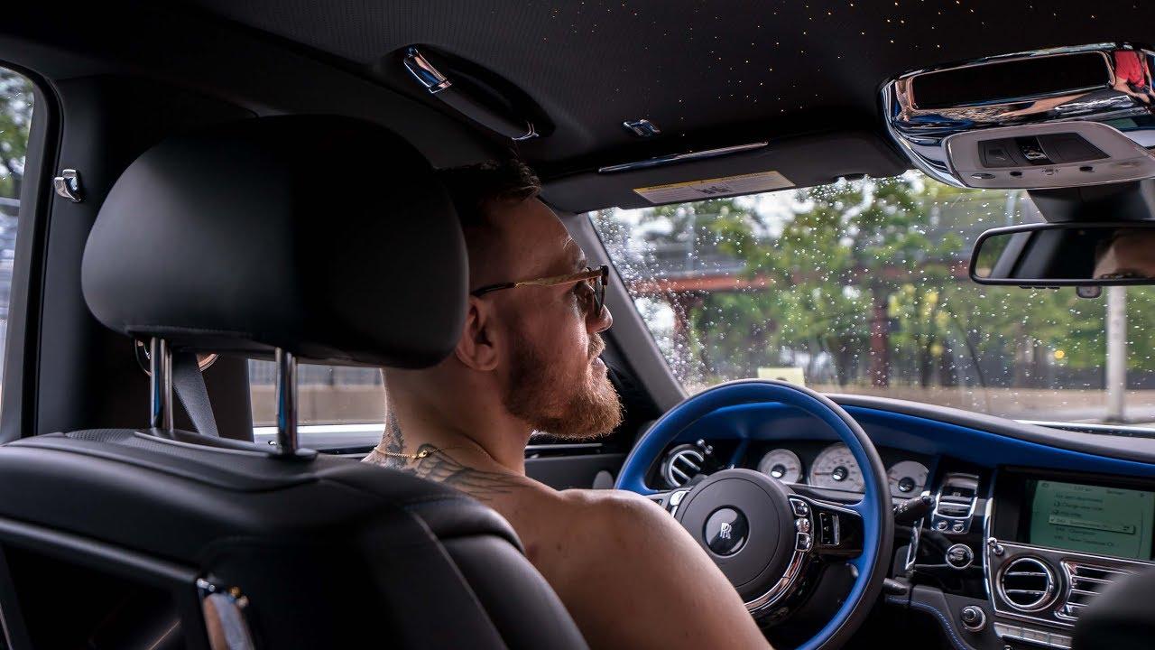 Conor McGregor Arrives In NYC In 3 Rolls Royces YouTube