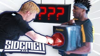 Download HOW HARD CAN THE SIDEMEN PUNCH? Mp3 and Videos