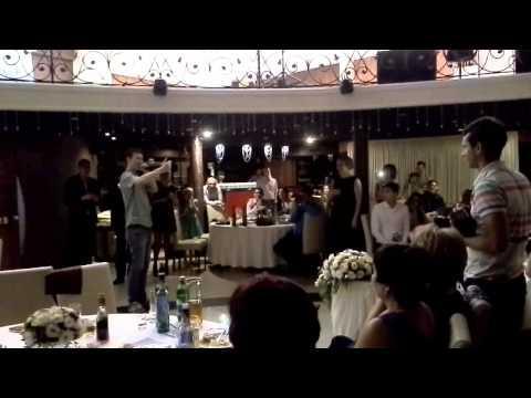 Жесть! Битбокс на свадьбе у DJ-я