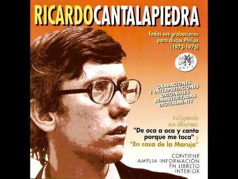 canciones de ricardo cantalapiedra