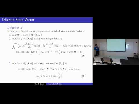 Optimal Control and Inverse Problems for PDEs  I. Inverse Stefan Problem Part I