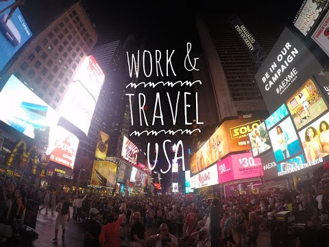 Work & Travel USA 2018