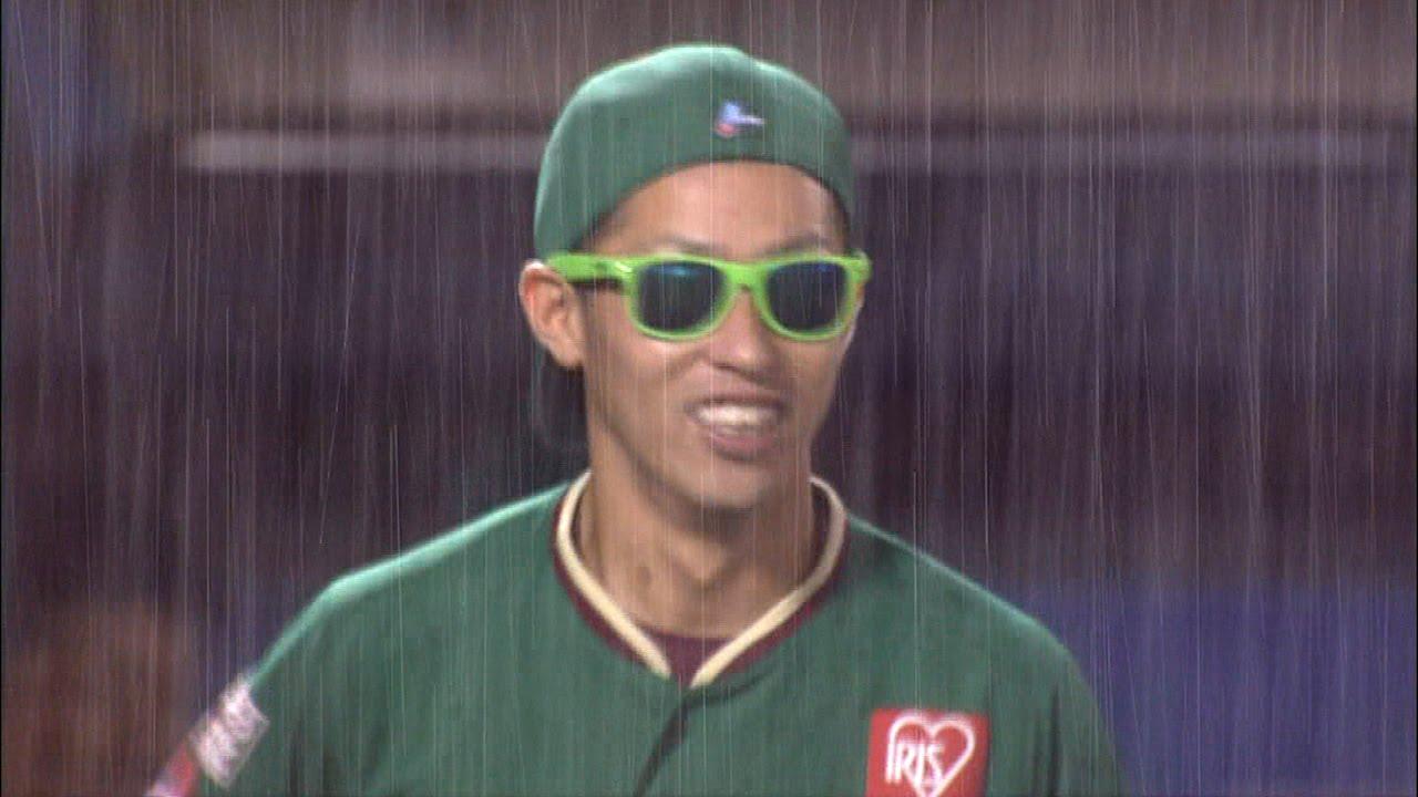 プロ野球パ】阿部俊人、109.7m個...