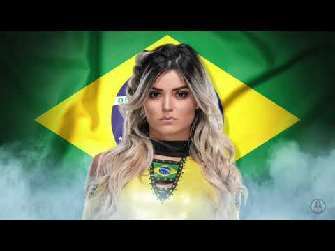 Taynara Conti -  We Are Fighters (WWE Edit) (Official 2018 WWE MYC Theme)