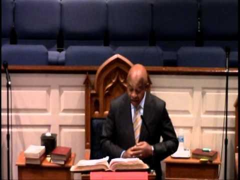 "Rev. Dr. James Henry Harris ""Transformation"""