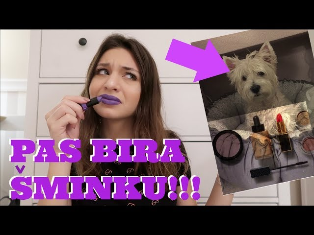 PAS MI BIRA MAKE UP! | Ema Luketin