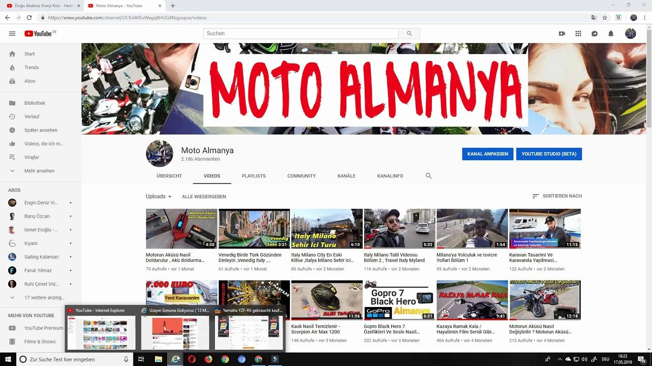 50.000 Lira Trafik Cezasi Youtube Yüzünden