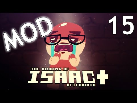 Afterbirth+ Mod Spotlight! - Episode 15 - Buddy in a Box!