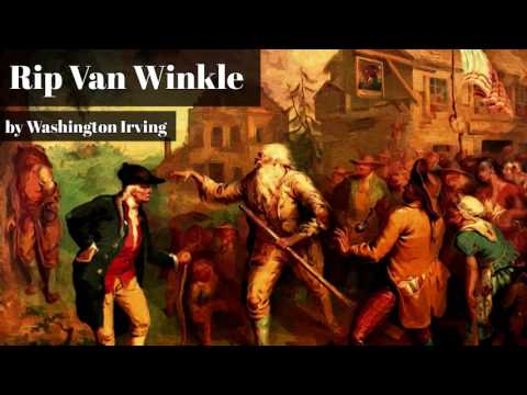 an analysis of washington irvings short story rip van winkle as an example of american mythology Complete summary of washington irving's rip van winkle enotes plot summaries cover all the significant action of rip van winkle is an american masterpiece of the short story gone are the phlegmatic burghers, replaced by active, concerned citizens rip returns as an alien to a place.