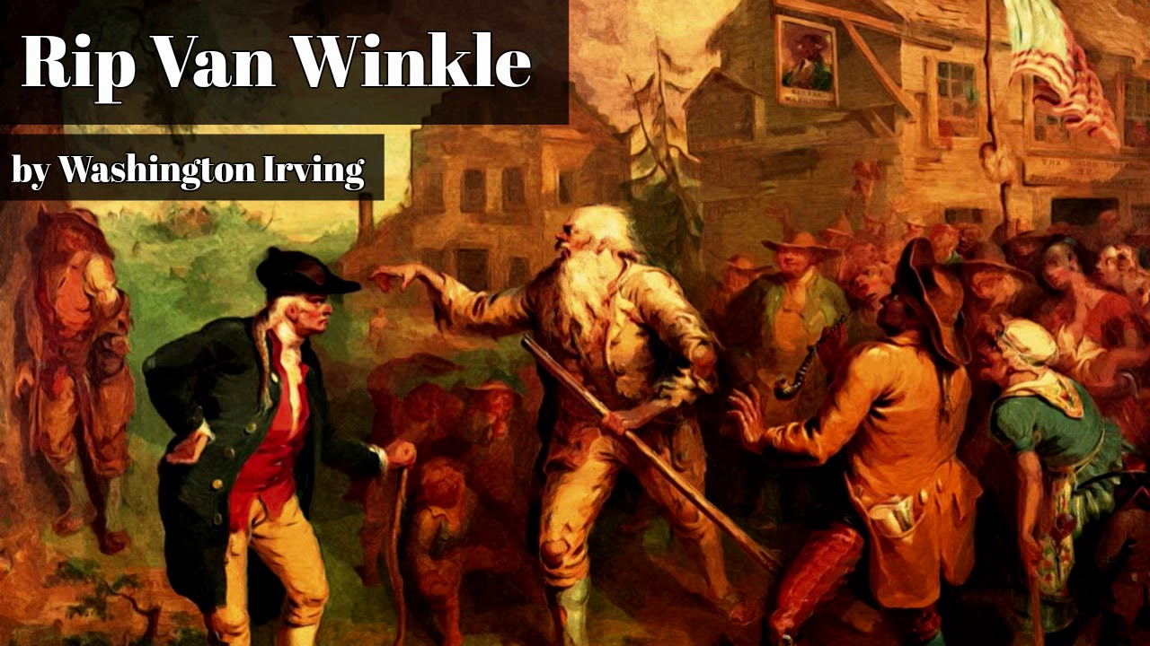 rip van winkle vs rip awake In this lesson, you'll look at some quotes from the washington irving short story, 'rip van winkle' read on to find out what irving had to say.