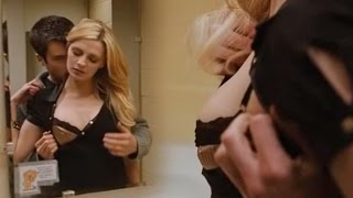 Homecoming Hot Scene Mischa Barton Sex In Bathroom With Matt Long  !!