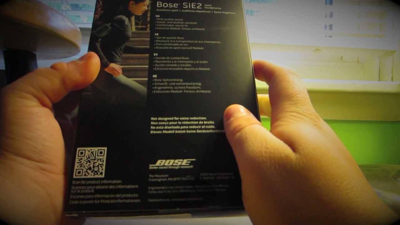 Bose Sie2i Box