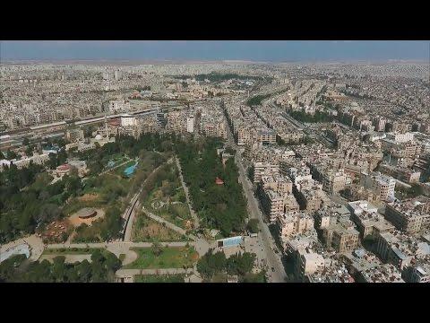 مدينة حلب / آذار 2017 Aleppo City / March