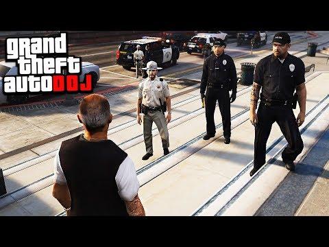 GTA 5 Roleplay  DOJ 55  Mafia Boss