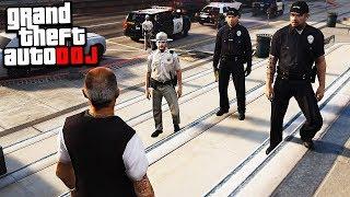 GTA 5 Roleplay - DOJ 55 - Mafia Boss