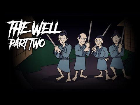 The Well - Part 2/3 - Scary Story Animated