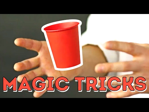 Thumbnail: Magic Tricks For Kids EXPLAINED l 5-MINUTE CRAFTS COMPILATION